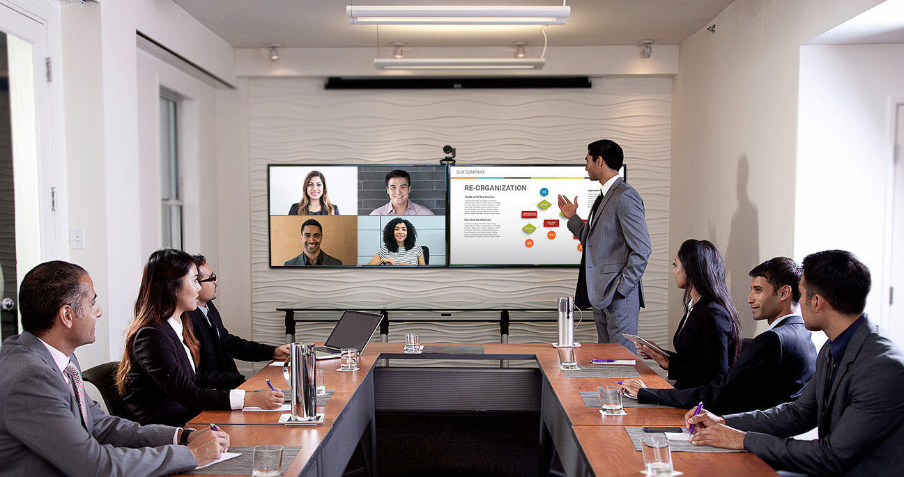 Vidyo Board Room